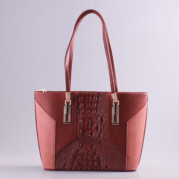 Купить сумку 2930 kor. krok. roz. оптом. Отличная сумочка Пекоф 2930 kor. krok. roz. оптом только у нас.