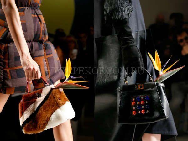 Модные сумки — новые тенденции в моде 2016. Пекоф Блог.