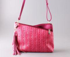 Купить сумку 3192 roz. pleten. оптом. Отличная сумочка Пекоф 3192 roz. pleten. оптом только у нас.
