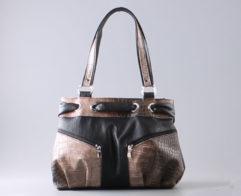 Купить сумку 2330 cher.ser.krok оптом. Отличная сумочка Пекоф 2330 cher.ser.krok оптом только у нас.
