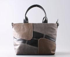 Купить сумку 2702 cher.ser.haki оптом. Отличная сумочка Пекоф 2702 cher.ser.haki оптом только у нас.