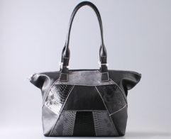 Купить сумку 3038 cher.zmea.t.ser оптом. Отличная сумочка Пекоф 3038 cher.zmea.t.ser оптом только у нас.