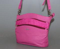 Купить сумку 2803 roz оптом. Отличная сумочка Пекоф 2803 roz оптом только у нас.
