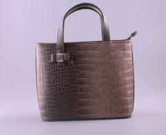 Купить сумку 2598ser krok  beg оптом. Отличная сумочка Пекоф 2598ser krok  beg оптом только у нас.